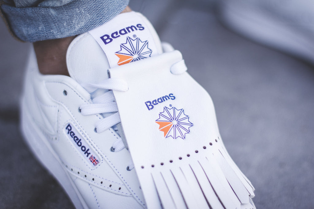 Reebok Classic UK x BEAMS