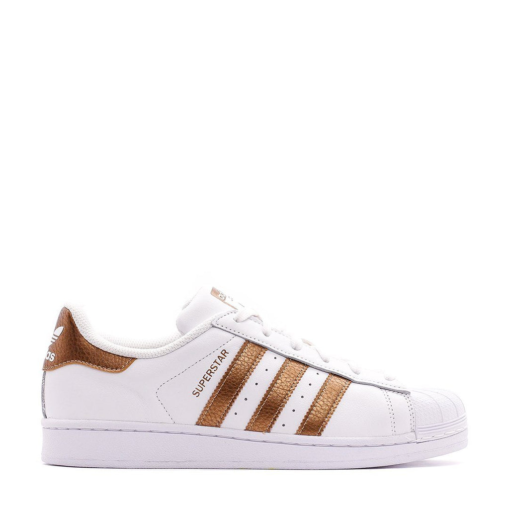 FOOTWEAR - Adidas Originals Superstar Junior White Copper CQ0769