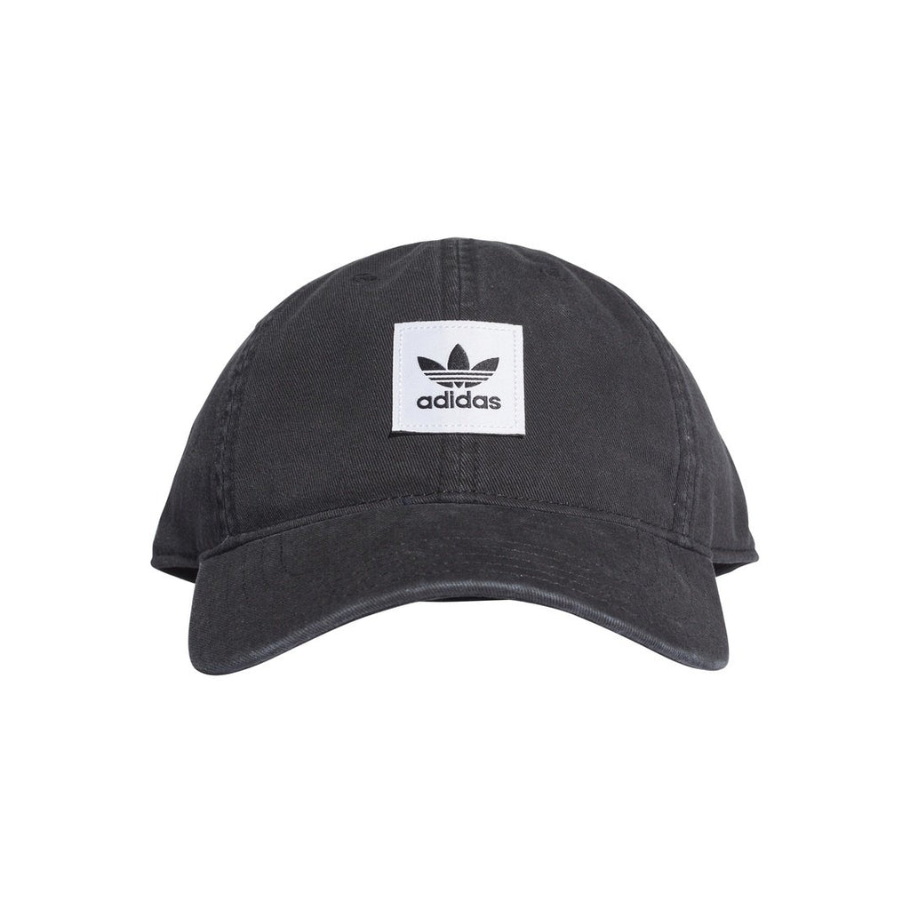 HEADWEAR - Adidas Originals Washed Dad Cap Black ED8053