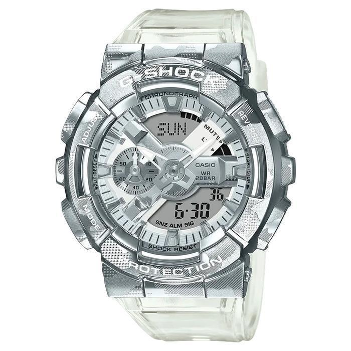 ACCESSORIES - Casio G-Shock GM110 Metal Covered Series GM110SCM-1