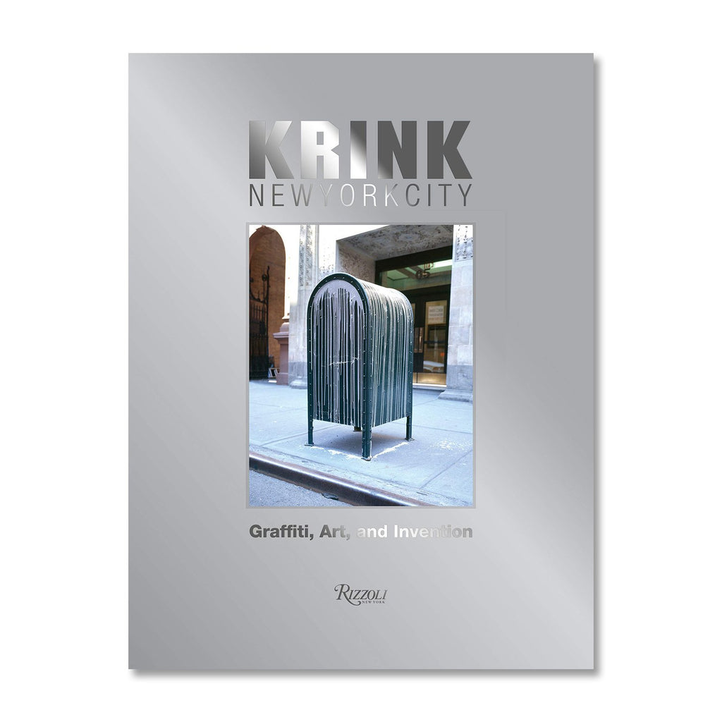 KRINK New York City: Graffiti Art and Invention - BOOKS - Solestop.com - Canada
