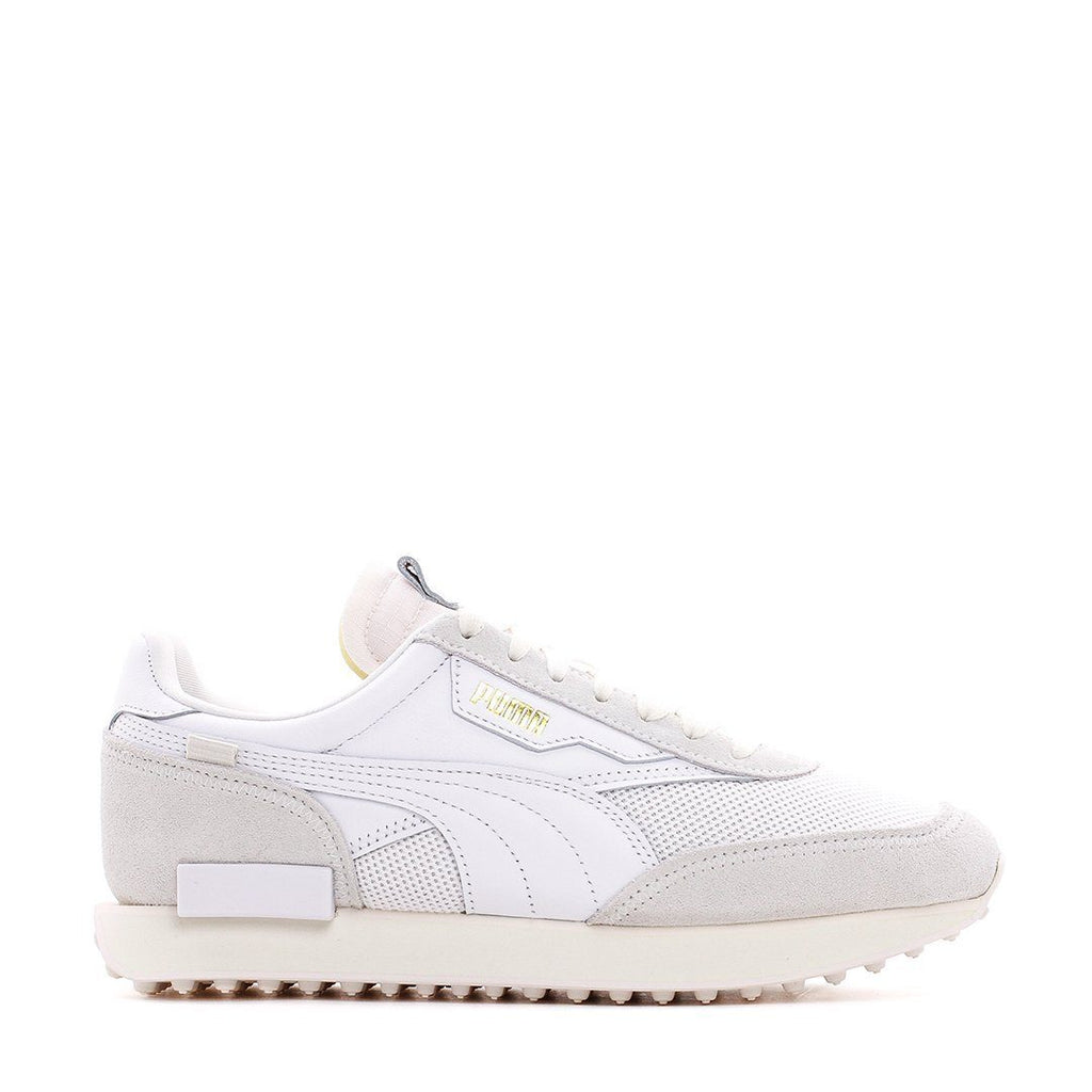 FOOTWEAR - Puma Men Future Rider Luxe Whisper White 374295-01