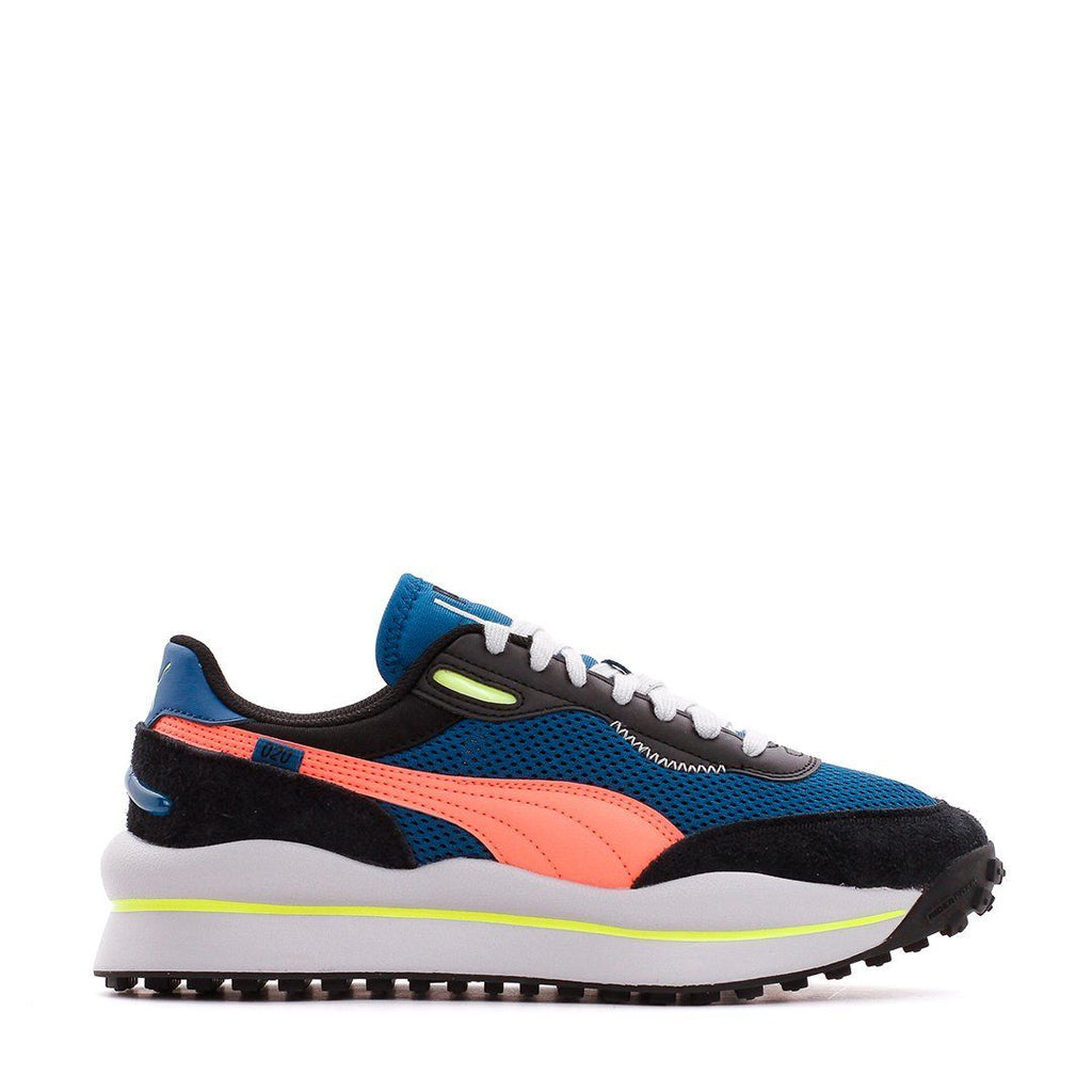 FOOTWEAR - Puma Men Style Rider Neo Archive Digi-Blue Black 373381-02