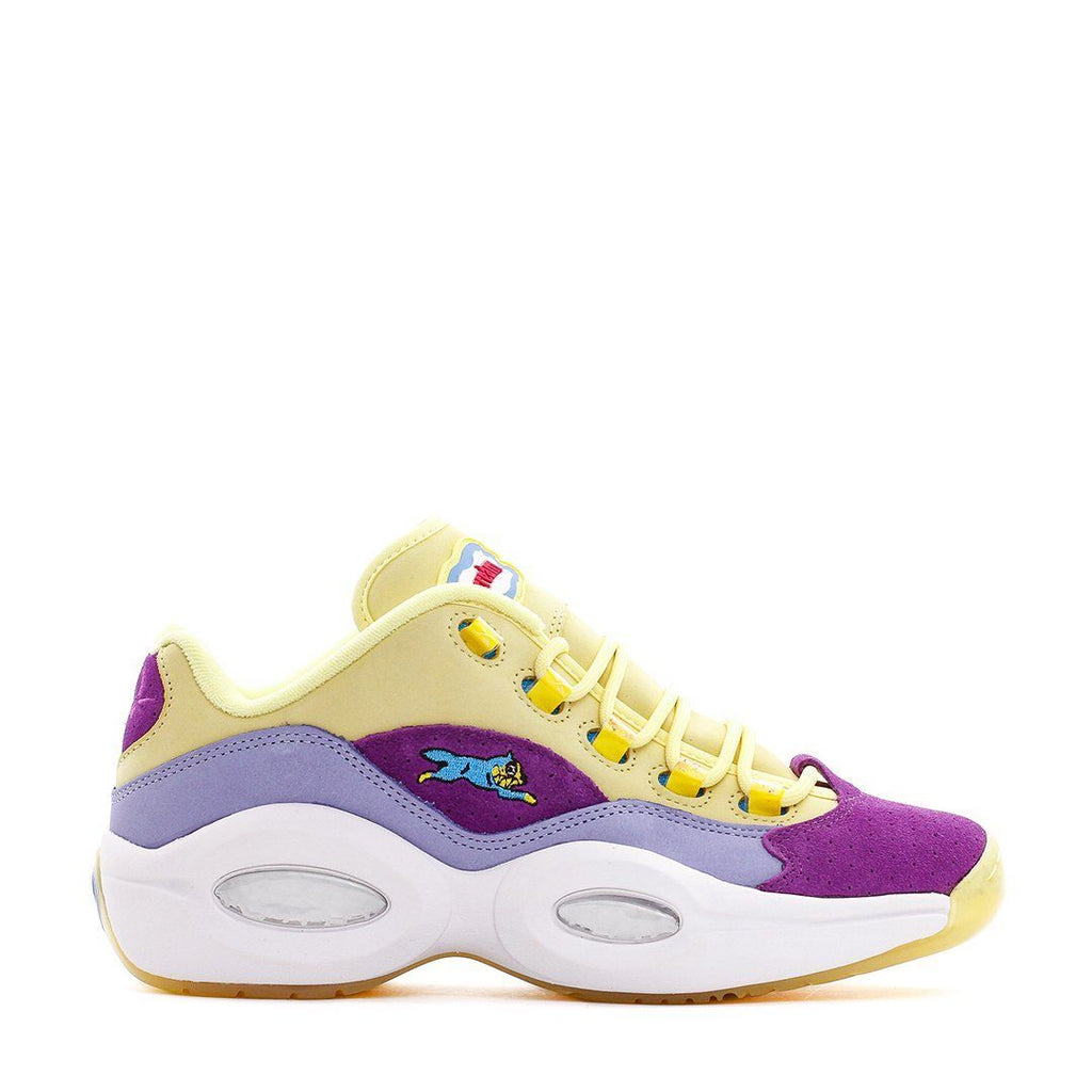 FOOTWEAR - Reebok Basketball Men X Billionaire Boys Club Ice Cream Question Low Bubba Chuck Flavour G55351