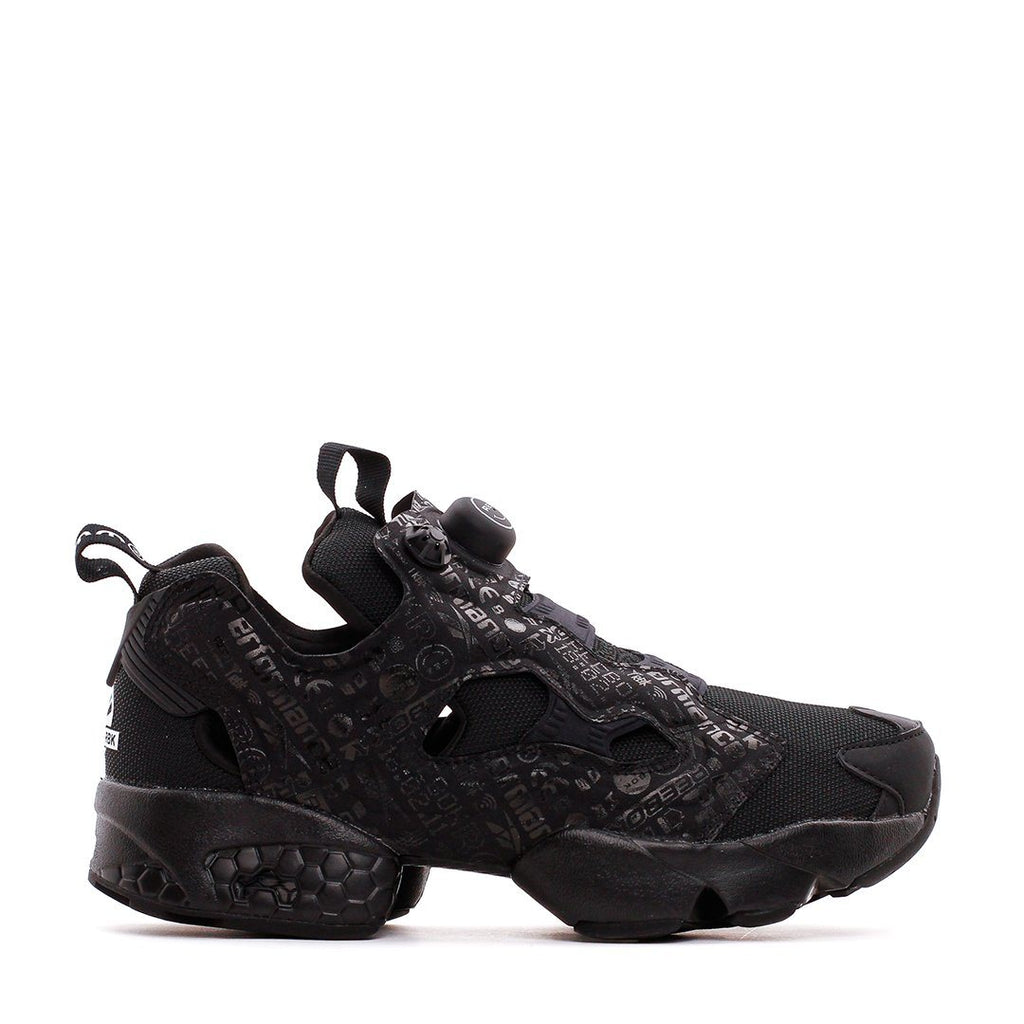FOOTWEAR - Reebok Classics Men Instapump Fury OG X Black Eye Patch Black FY3076