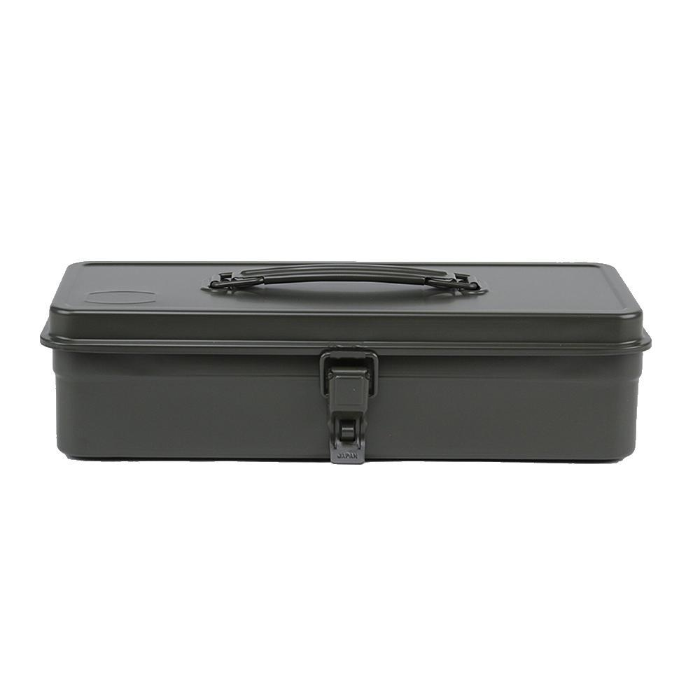 ACCESSORIES - Toyo Flat Top Toolbox T-Type 320 Dark Green TOY-T-320-DGN