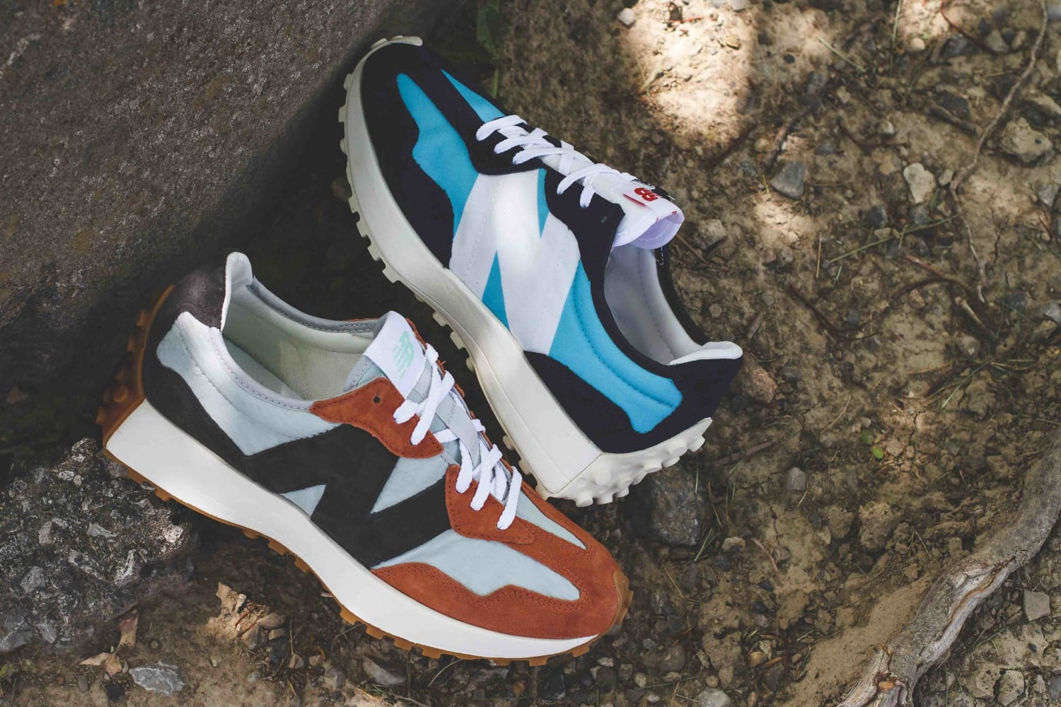 Giving Thanks: NEW BALANCE 327 GIVEAWAY