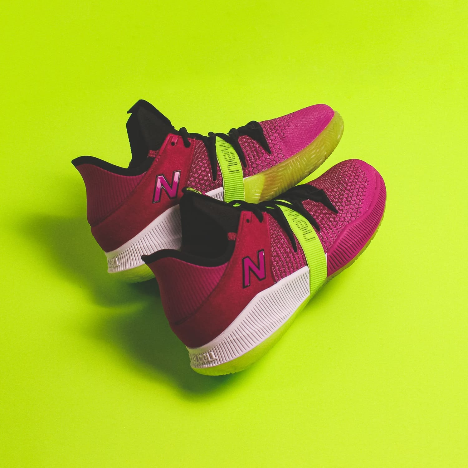 New Balance Basketball: The Berry Lime Collection