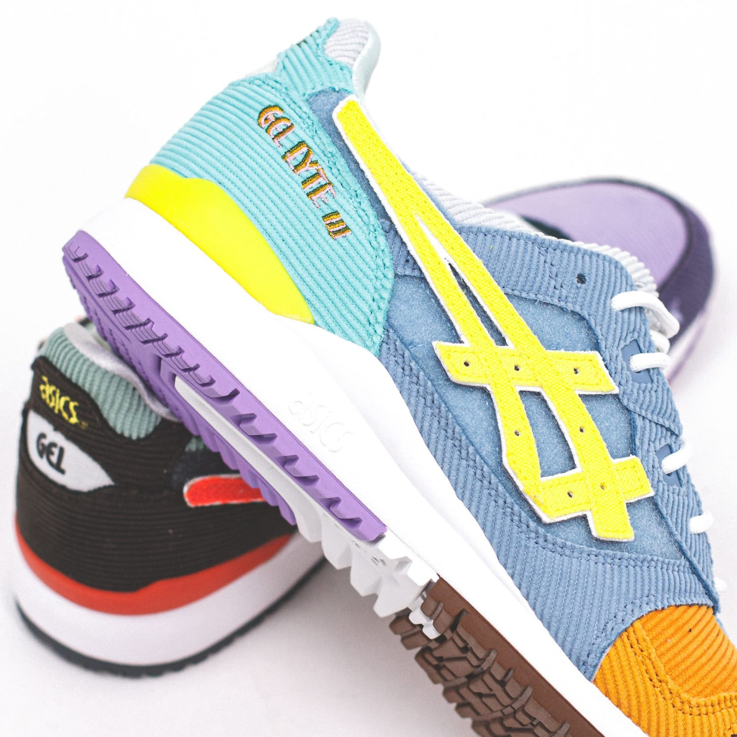 Sean Wotherspoon x ATMOS x ASICS GEL-Lyte III OG - 1203A019-000