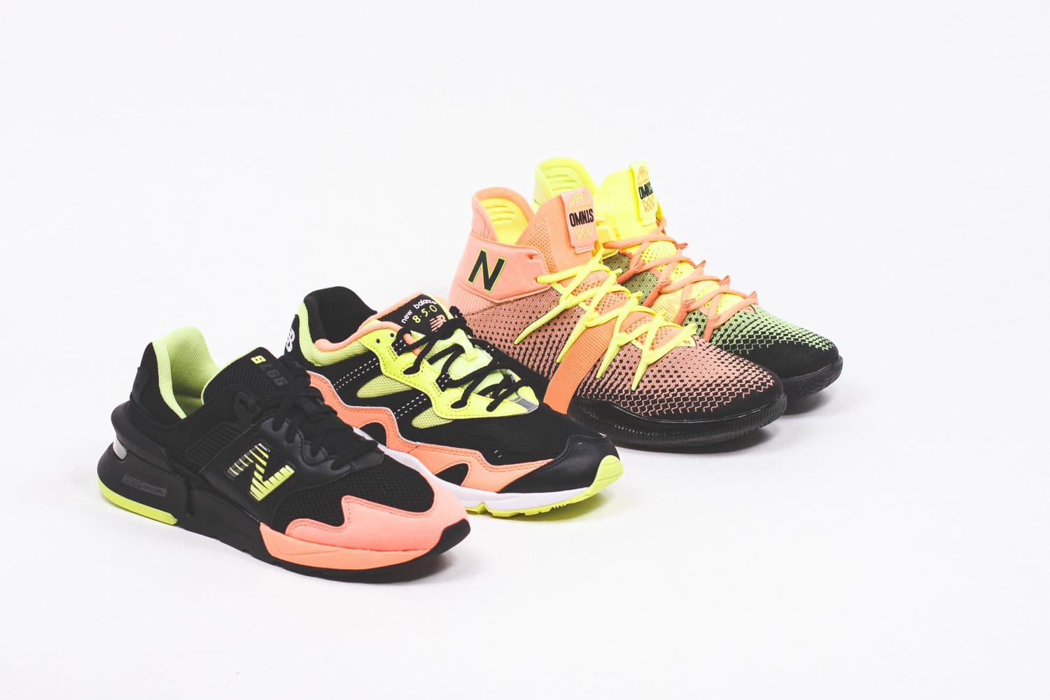 New Balance Basketball: The First Light Collection