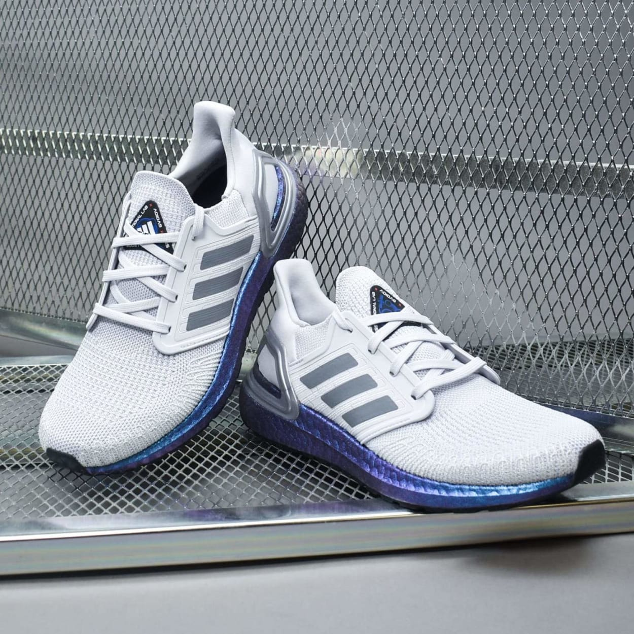 Adidas Running Partners With ISS U.S. National Lab For the UltraBoost.20
