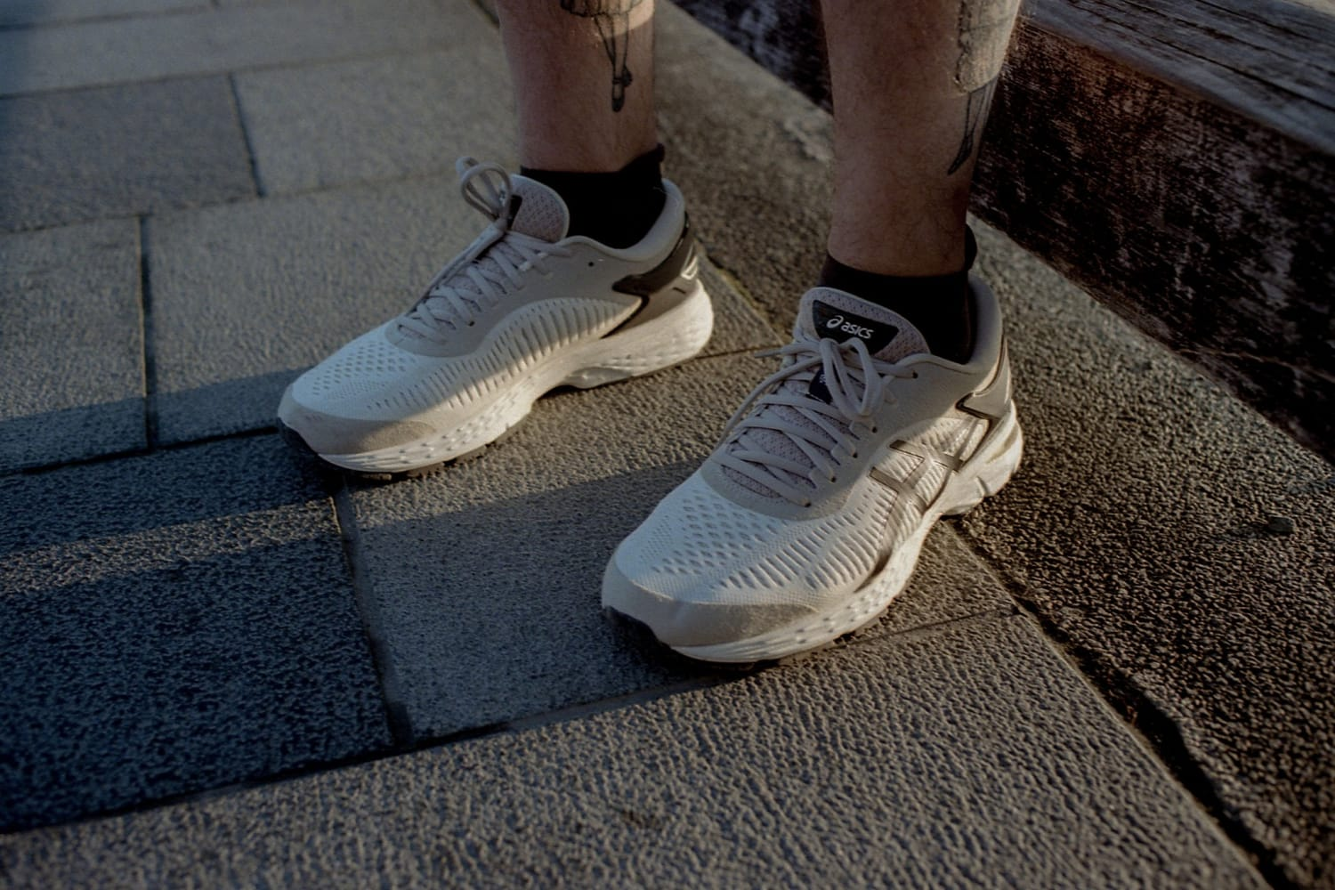 Reigning Champ x ASICS Tiger Kyoto Edition - Footwear and Apparel Collection