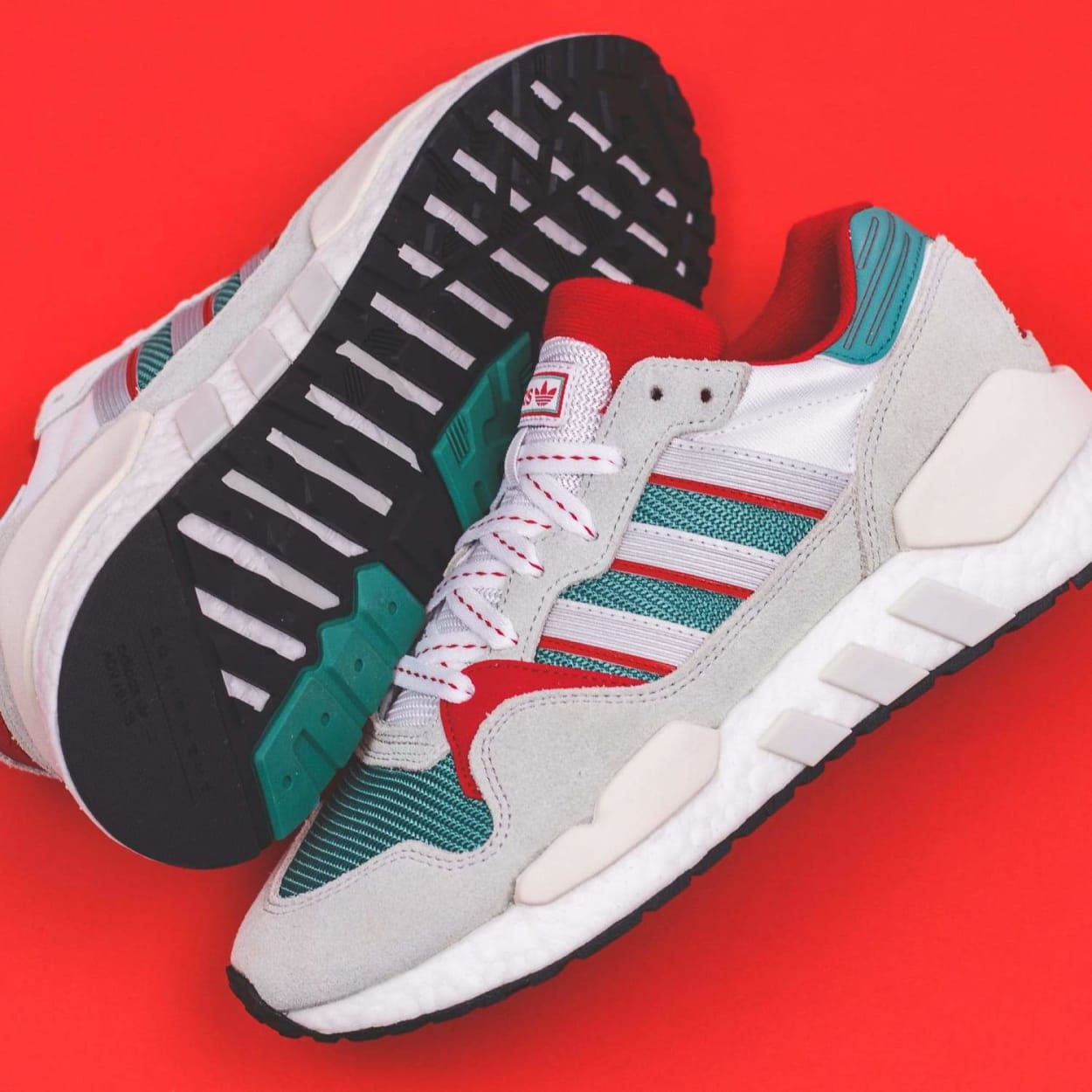 adidas Originals Never Made Pack - Micro Pacer x NMD R1 (G26778) adidas 98 x Boost-You-Wear (G26807) Country x Kamanda (G26797) ZX 930 x EQT