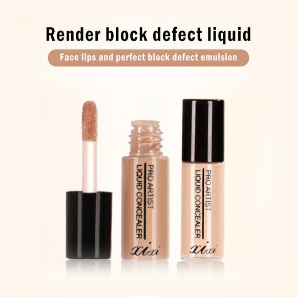 2 Color 6.5g Professional Makeup Concealer Stick To Cover Dark Circle Blemishe Face Scar Concealer Face Toning Makeup Tool TSLM1