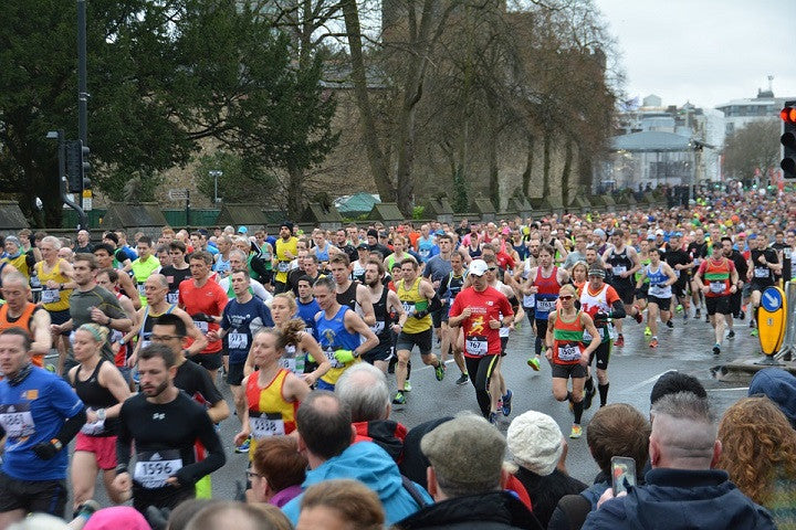 When to Start Running after a Marathon