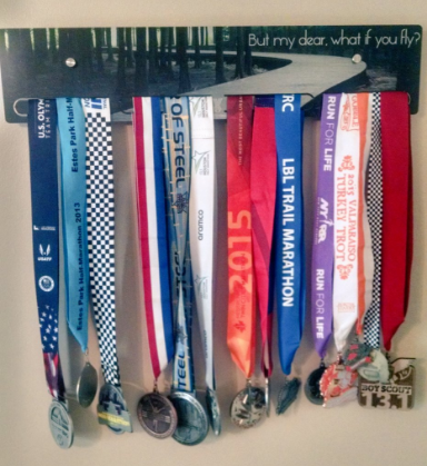 Christmas Running Medals.Creative Uses For Race Medals Hydrosleeve
