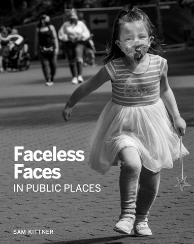 Faceless Faces in Public Places