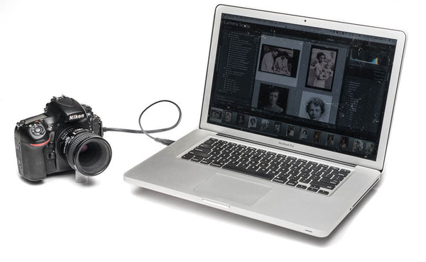USB - Digitizing Your Photos with Your Camera and Lightroom