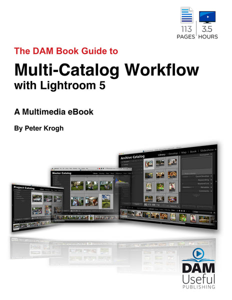 Multi-Catalog Workflow for Lightroom 5