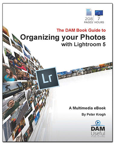 Organizing Your Photos with Lightroom 5 - digital formats