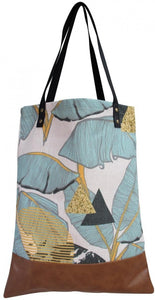 Tropical Aqua | Tote Bag