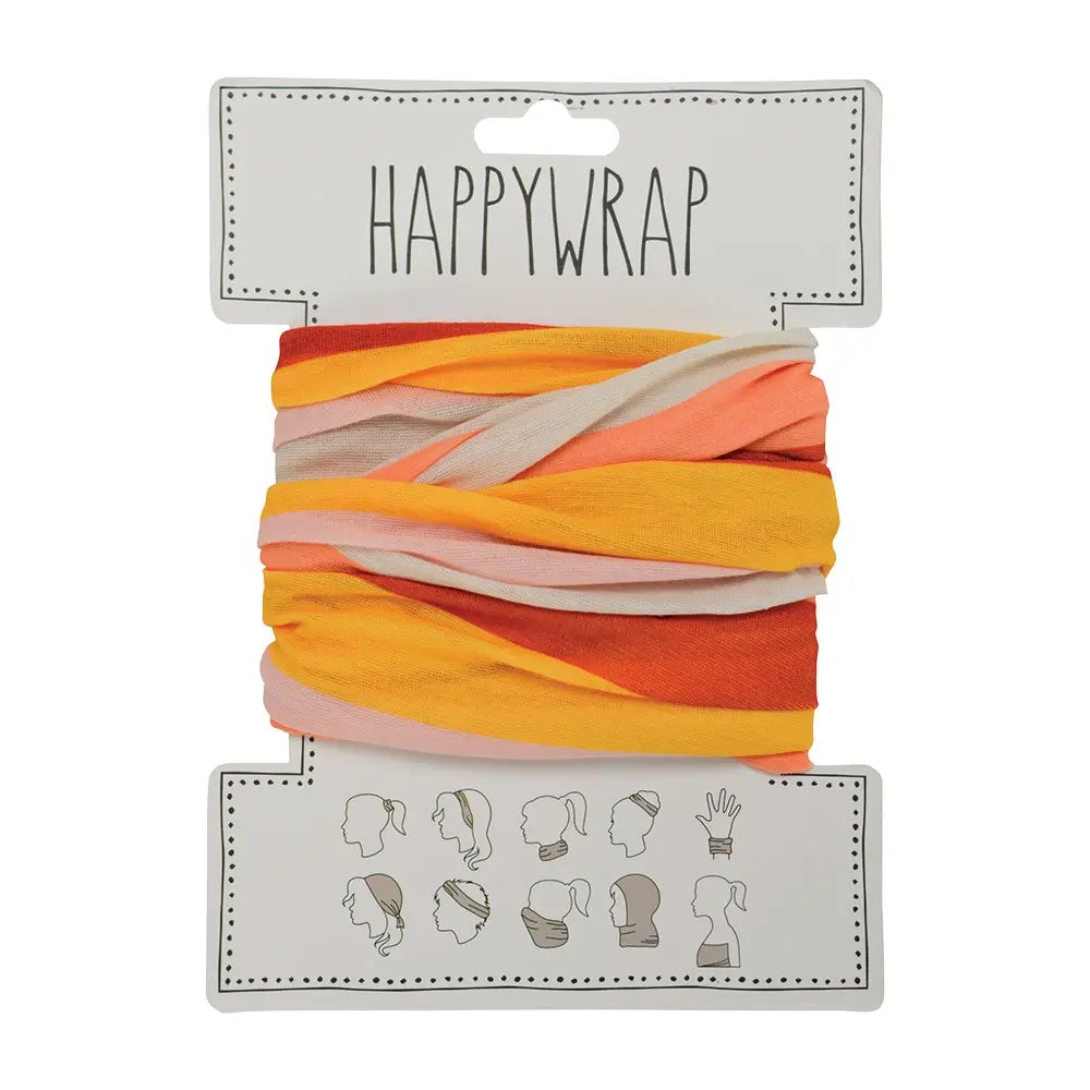 Happy Wrap (5 Designs) | Accessory