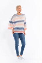 Load image into Gallery viewer, Zena Striped Knit | Top ~ LAST ONE!!!