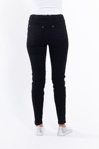 Cougar Black Jeggings | Pant (Size 8 & 10)