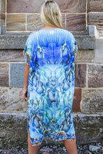 Load image into Gallery viewer, Mermaid 3/4 Chiffon Bohemian | Kaftan