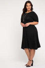 Load image into Gallery viewer, Bamboo Body Bamboo Harmony Dress Black