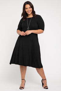 Bamboo Body Black Harmony Dress