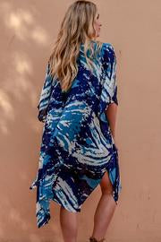 ALL THE BLUES | KIMONO
