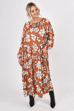 Load image into Gallery viewer, Long Sleeve Maple Wildflower | Dress