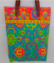 Load image into Gallery viewer, Colourful Neon Tote | Bags