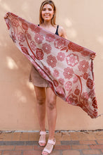 Load image into Gallery viewer, Pashmina Floral | Scarf