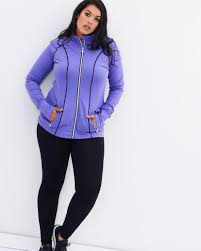 Purple Bicheno Jacket | Activewear >> ONLY 3 SIZES LEFT!!