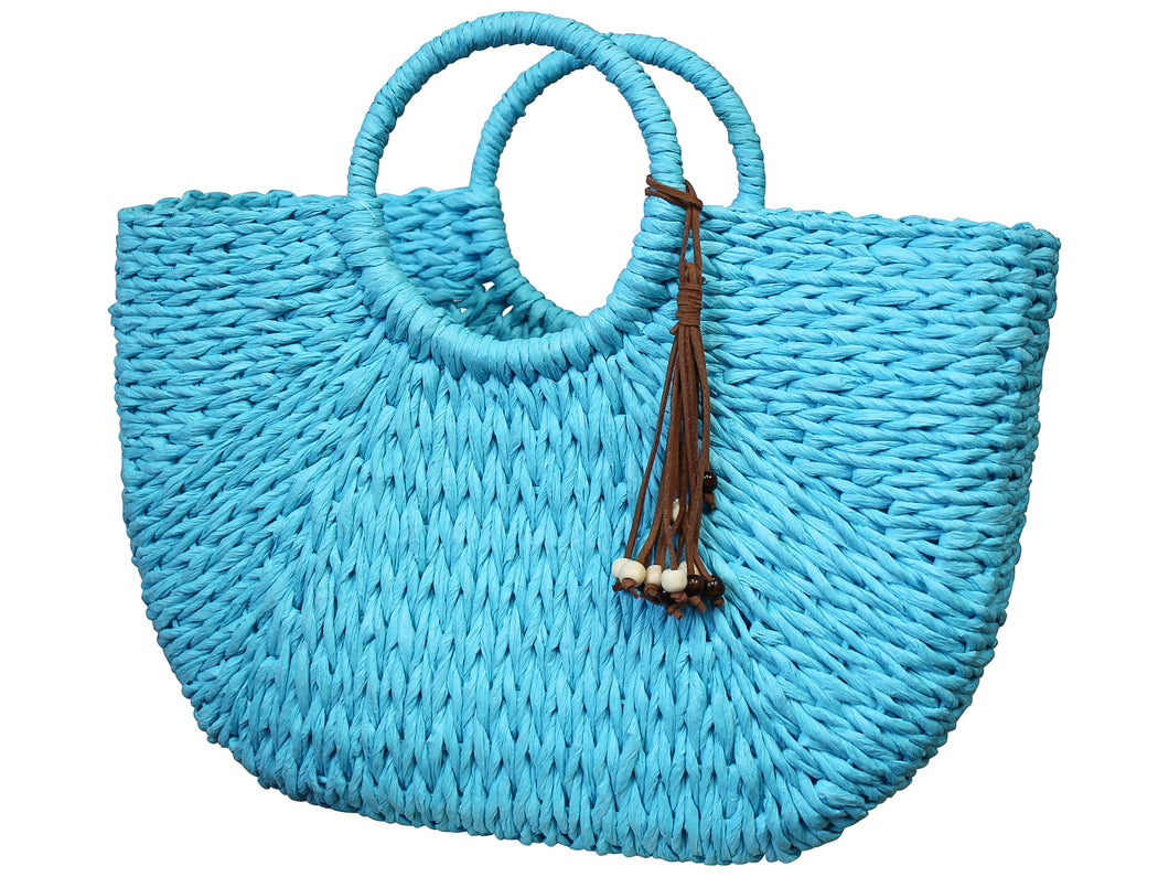 Monsoon Woven Shopper Basket | Bag