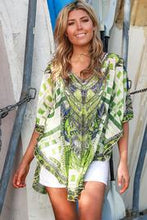 Load image into Gallery viewer, Myra Boho | Kaftan Top