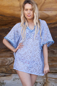 Lightweight Lace | Kaftan (3 x Colour Ways)