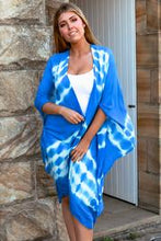 Load image into Gallery viewer, Ocean Blue Tie Dye | Kimono