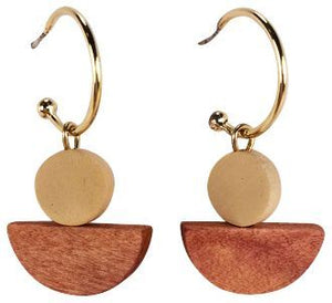 Venus Spice Gold | Earrings
