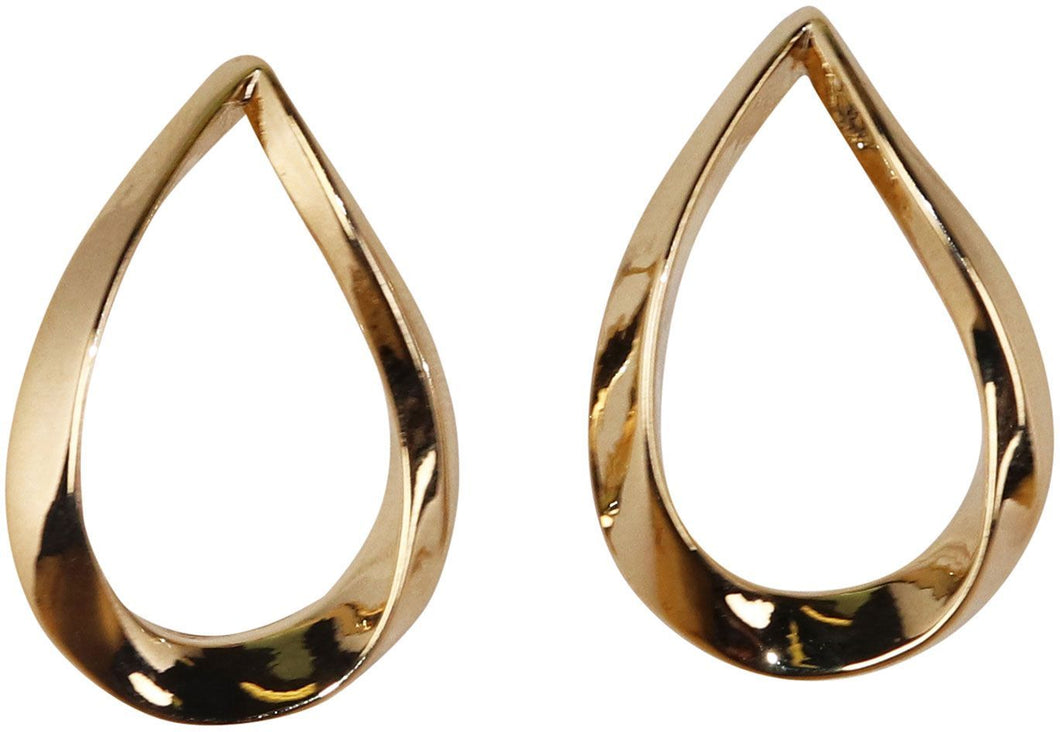 Classic Gold Teardrop | Earrings - THE LAST ONE!!