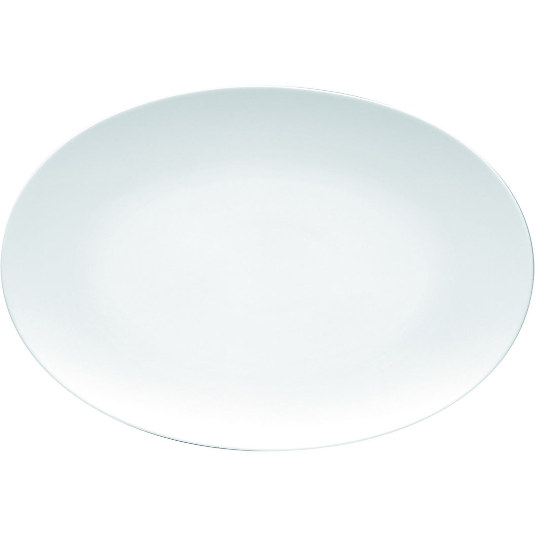 Rosenthal-Tac Weib 38 cm Oval Servis-Luxuria