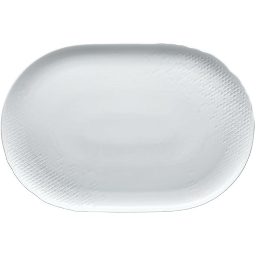 Rosenthal-Landscape Weiss 42 cm Oval Servis-Luxuria