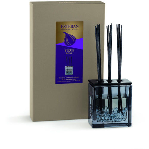 Esteban Paris-Figue İncir ve Odun Kokulu Diffuser Set 250 ml-Luxuria