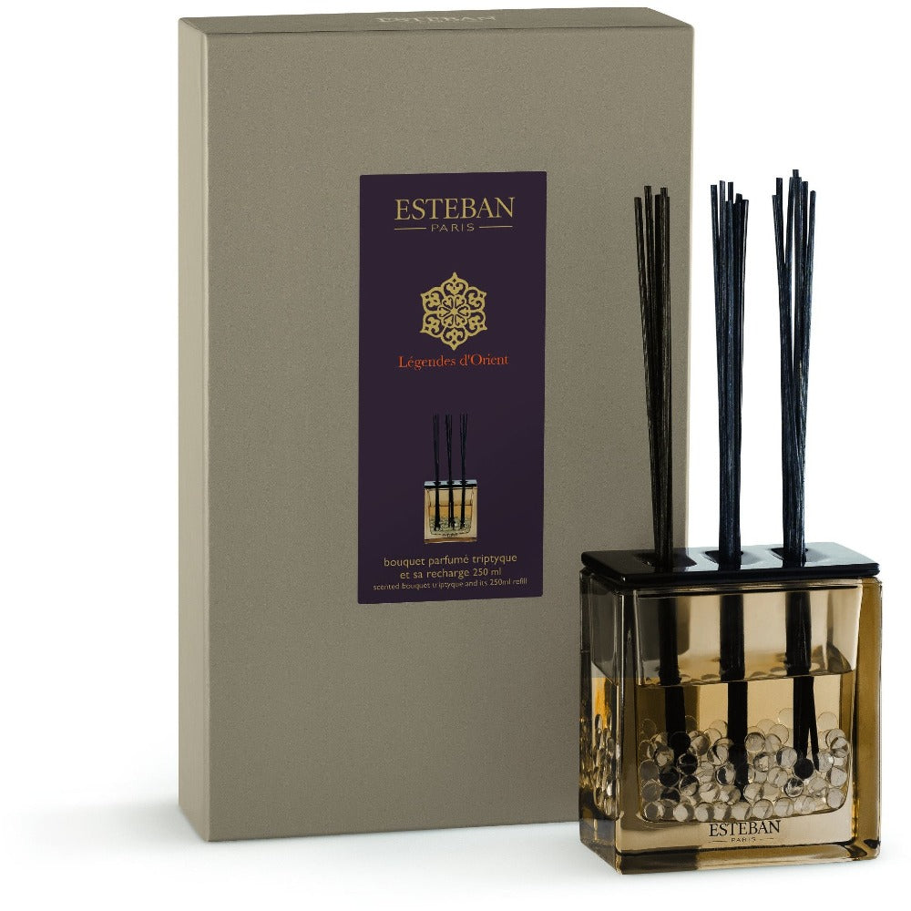 Esteban Paris Legendes Cam Hazneli Diffuser Set 250 Ml