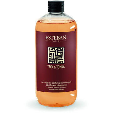 Esteban Paris Teck & Tonka Edition Odunsu Koku 500 ml I Luxuria