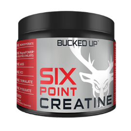 SIX POINT CREATINE - San Mateo Sports Nutrition