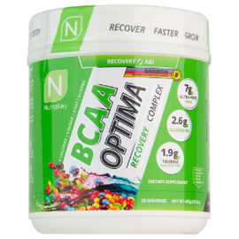 BCAA OPTIMA by NUTRAKEY - San Mateo Sports Nutrition