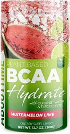 PLANT BASED BCAA HYDRATE by About Time - San Mateo Sports Nutrition